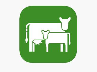 Moocall Breed Manager app for ios